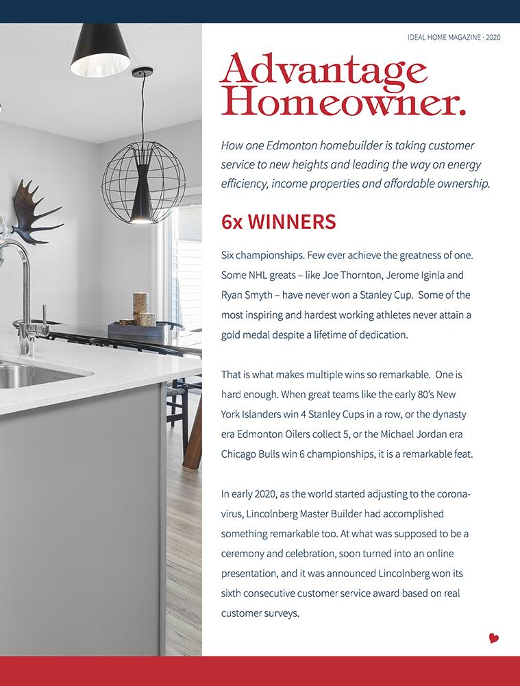 Edmonton's Ideal Home Magazine - Page 3