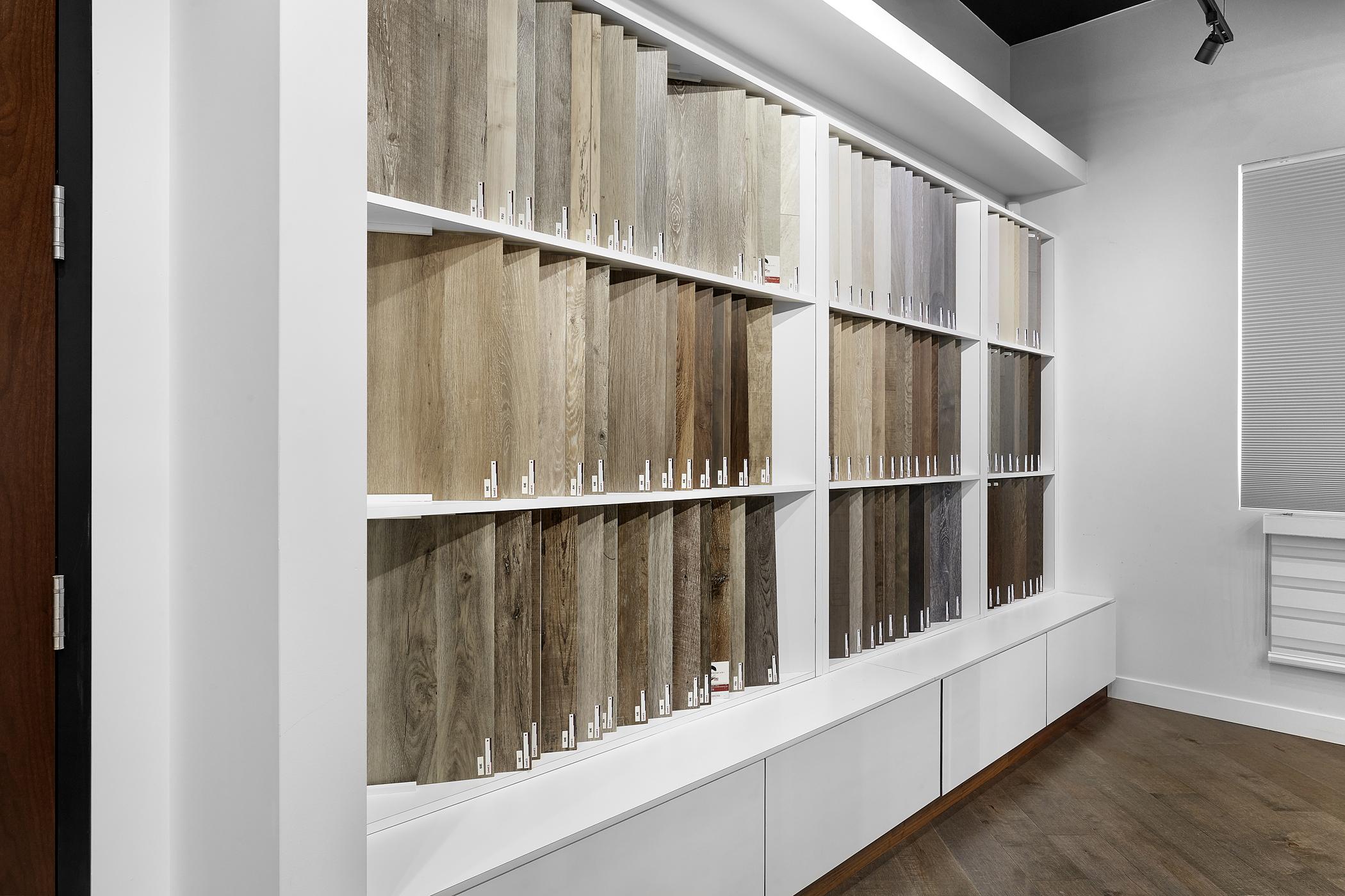 Design centre flooring options