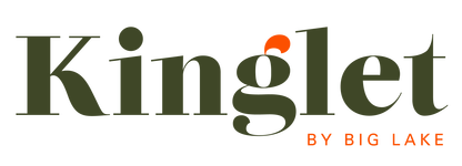 Kinglet by Big Lake